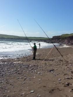 Ireland Surf Fishing